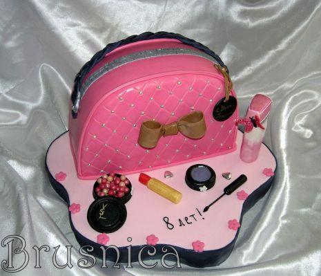 Торт на заказ для девочки фото