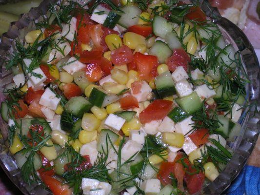 испанские салаты рецепты с фото