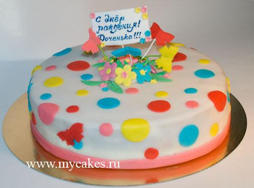 Украшения для детского торта из мастики фото