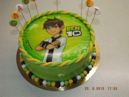 Тортик для мальчика 10 лет фото